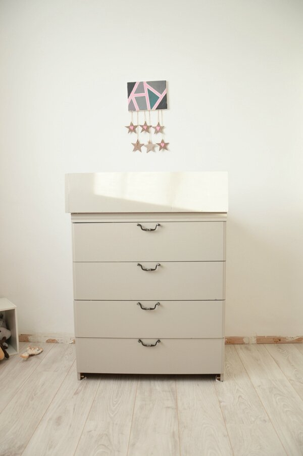commode a langer diy