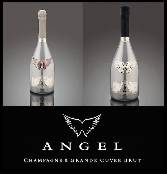 angel champagne rose by maria carey 1
