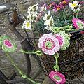 Tuto fleurs du sautoir
