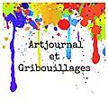 Art journal et gribouillages n°32