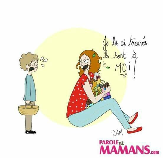 humour Paques