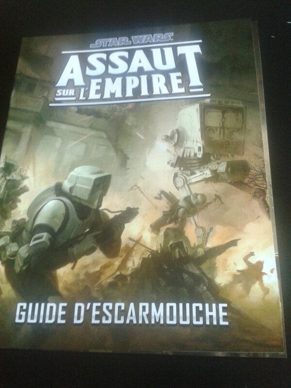 guide d'escarmouche