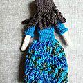 Mme Bouclettes bleues 6