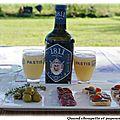 Pastis 1811 et ses petits toasts