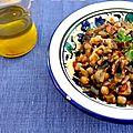 Mezzé libanais : la moussaka libanaise
