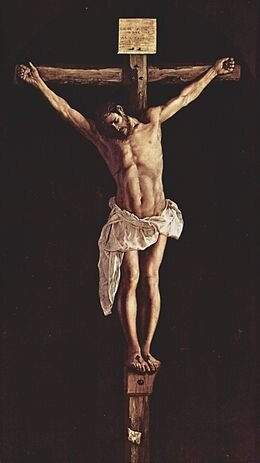Francisco_de_Zurbar_n___Crucifixion___The_Art_Institute_of_Chicago