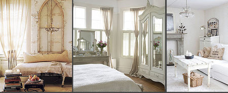 ambiance shabby chic grange de charme. Black Bedroom Furniture Sets. Home Design Ideas