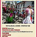 Feria de béziers - le cercle riquet - avant et après la corrida