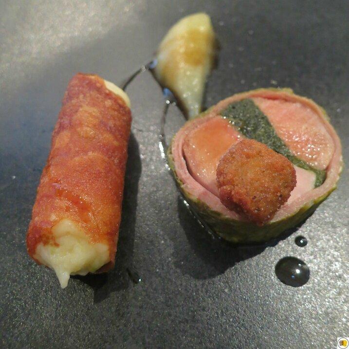Le Cochon et les Pommes