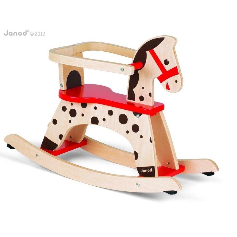 cheval en bois