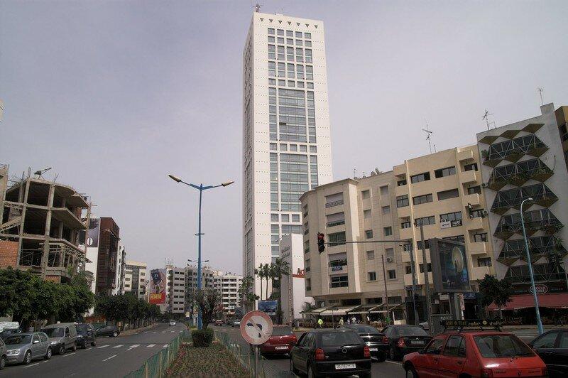 Bd al Massira Twin Center Casablanca
