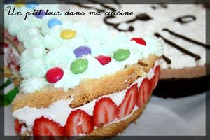Gâteau lapin 6