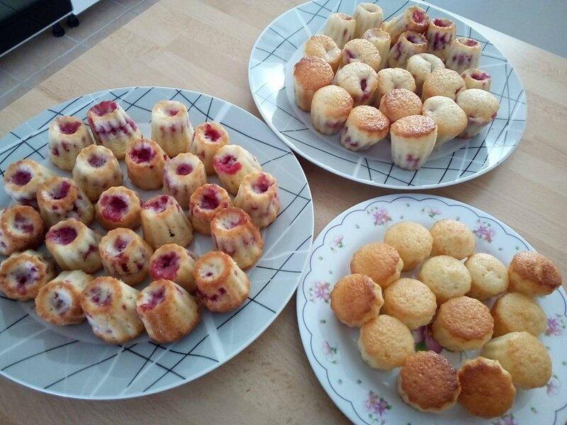 muffins à la framboise et au citron3