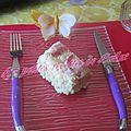 Gâteau de coquillettes à la vache qui rit