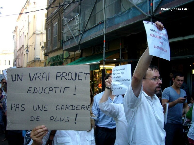 manif rythmes scolaires 19