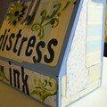 boite encre Distress