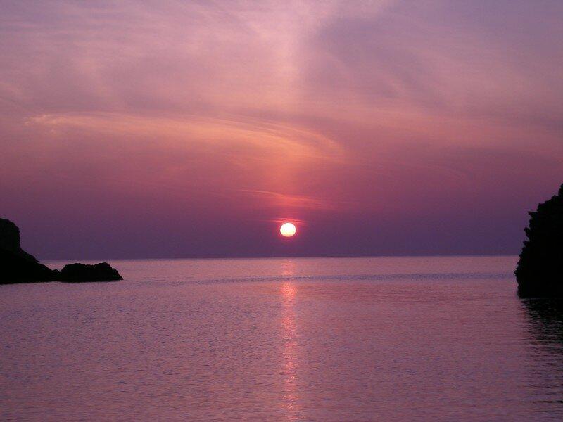 Crépuscule violet - 3