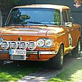 Nsu 1000 tts - 1969 à vendre / nsu 1000 tts - 1969 to sell