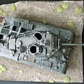 La panne - M47 Patton 1951 PICT7538