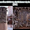 Sculpture, rue moncey