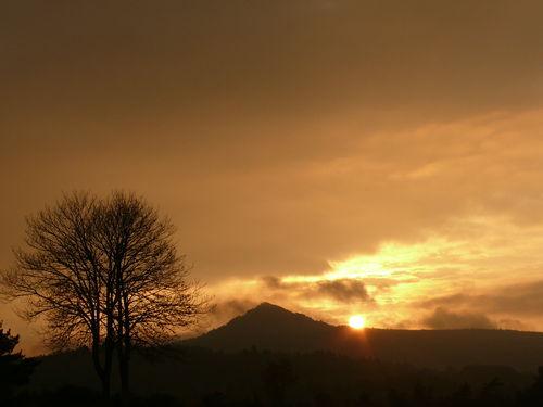 2008 10 24 Le coucher du soleil