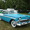 CHEVROLET Bel Air 4door hardtop 1956 Madine (1)