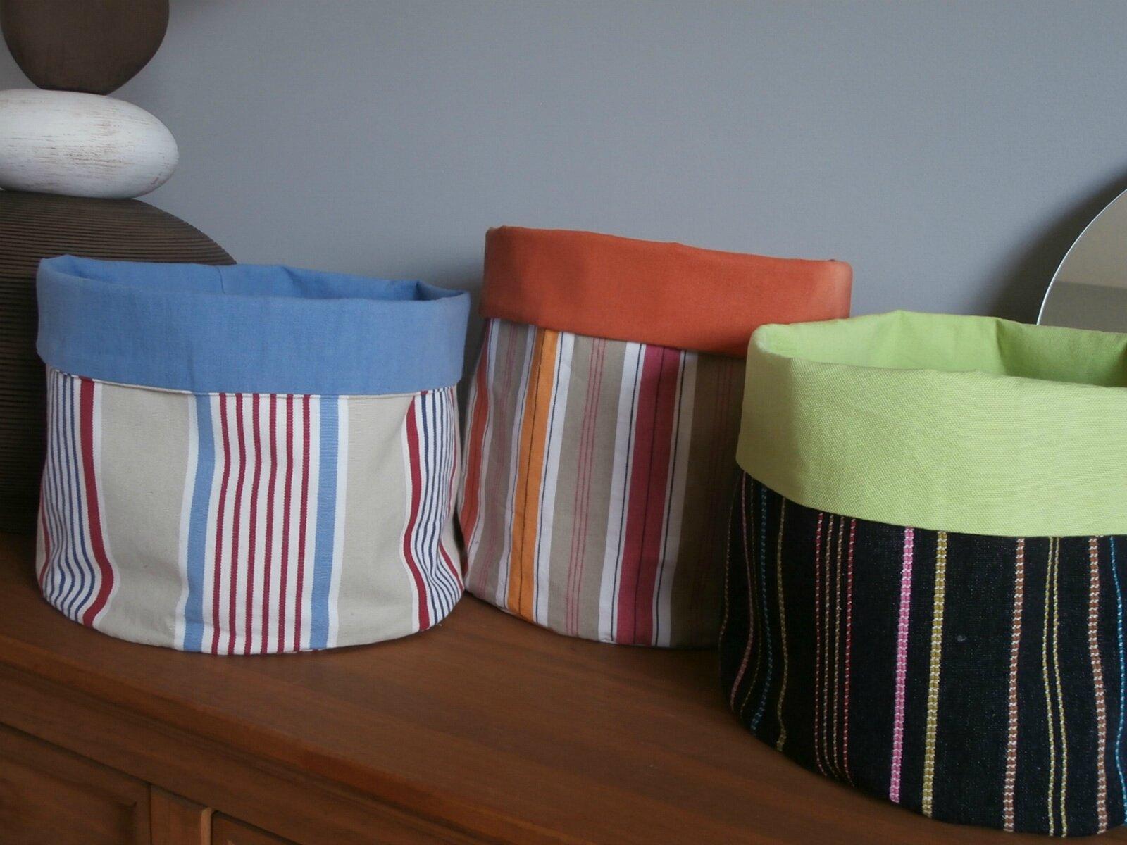 corbeille en tissu ikea 39 s fabric addict. Black Bedroom Furniture Sets. Home Design Ideas