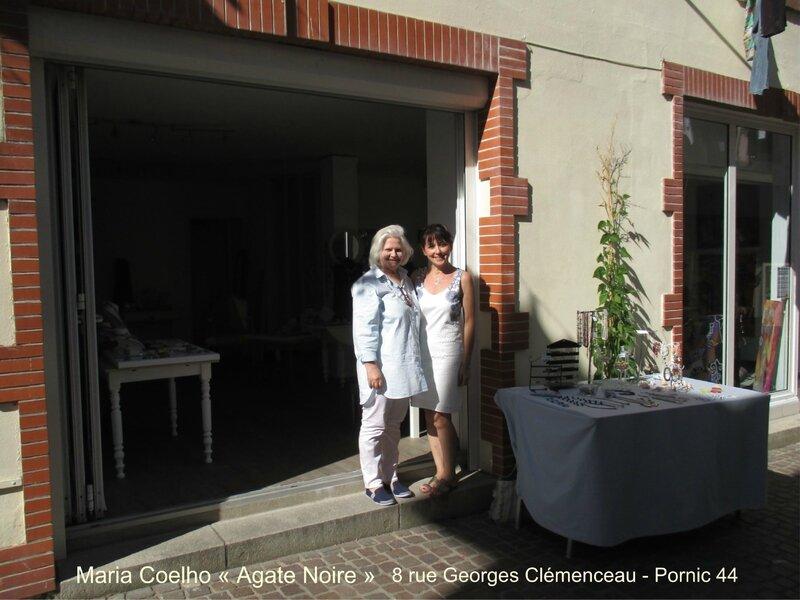 Maria COELHO et Maria BLUM