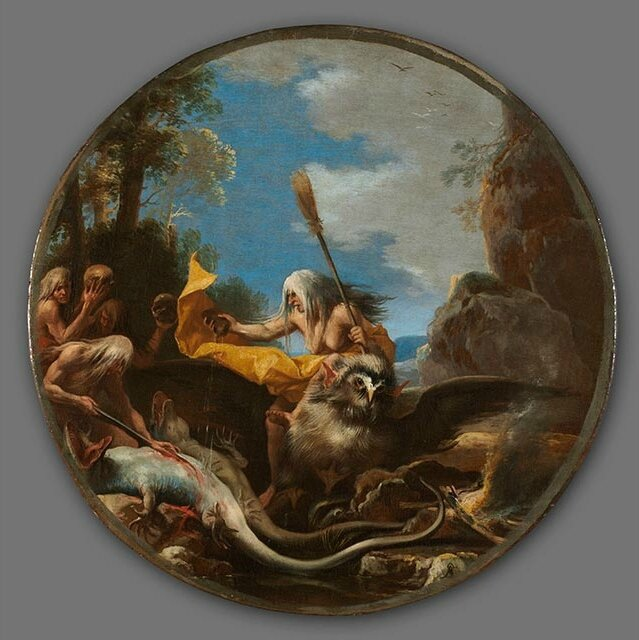The Cleveland Museum of Art presents 'The Novel and the Bizarre: Salvator Rosa's Scenes of Witchcraft'