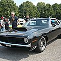 Plymouth barracuda 'cuda 2door hardtop 1970