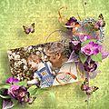 Flowery Summer - Kit by Scrap de Yas & Marie John