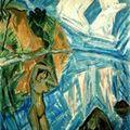 Erich Heckel, Jour cristallin, 1913