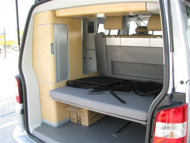 Amenagement interieur camping car for Interieur camping car