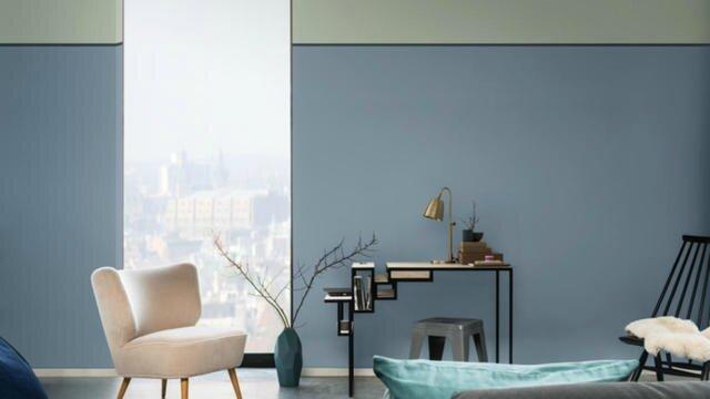 idees-salon-en-2-couleurs-bleu-gris-et-vert