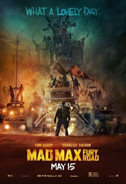 Mad Max (affiche 13)