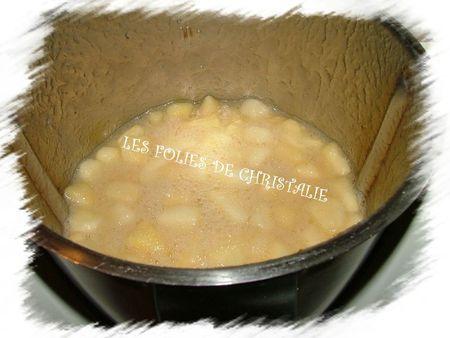 Gâteau aux noix à la gelée de pommes 11