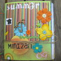 Mini album Mimizan Eté 2009
