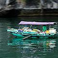 Baie d'Halong - Fruits et légumes