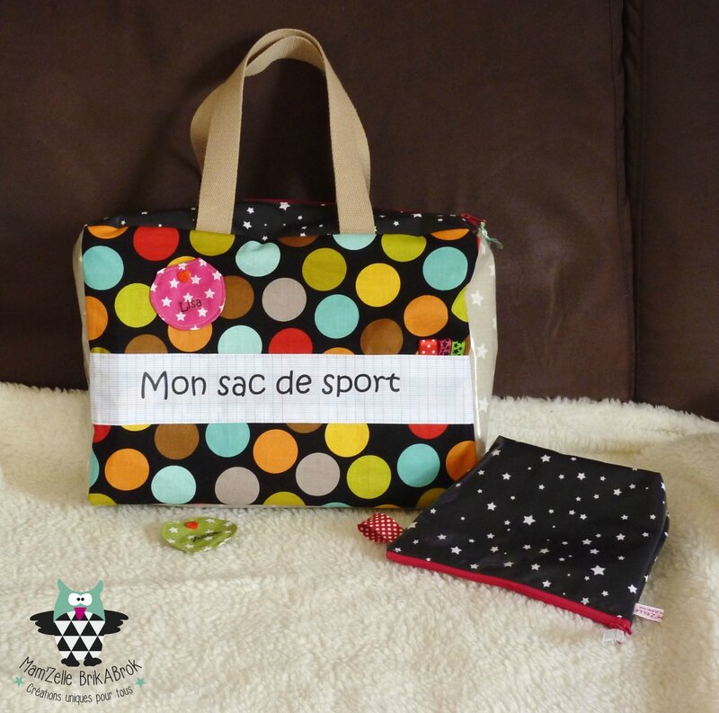 Sac sport Lisa Alice