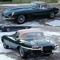 JAGUAR - Type E Cabriolet 4,2 L - 1968