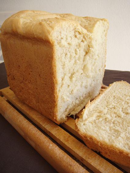Pain de mie tres tres moelleux nature et pain de mie tres for Congeler du pain de mie