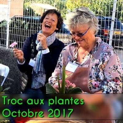 Le troc aux plantes de Néoules en Fleurs Octobre 2017