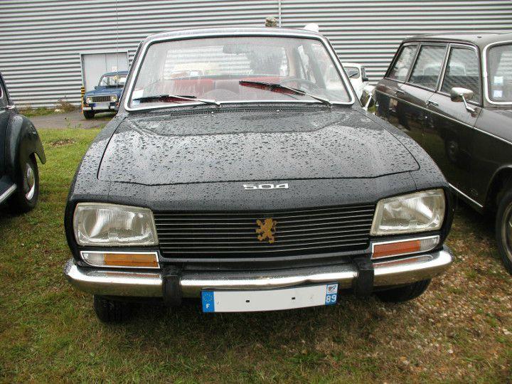 Peugeot 104 berline 1973 orange prestige 1 43 musee for Garage peugeot montbeliard