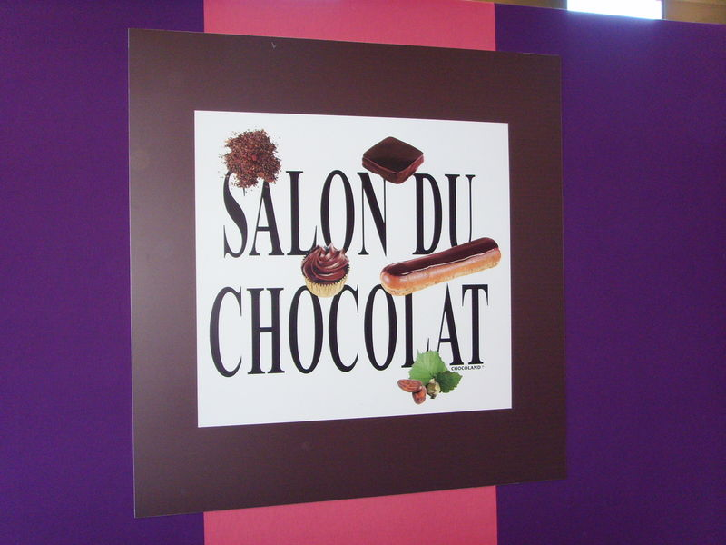 Salon du chocolat, 15ème édition