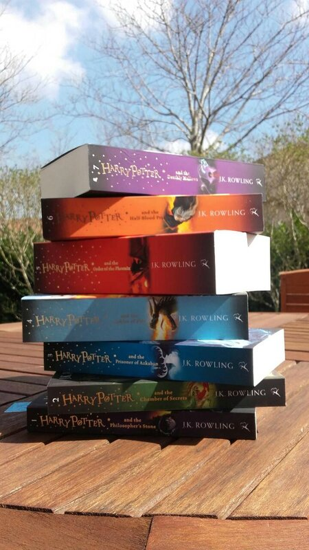hp books