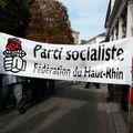 #mulhouse - tous dans la rue le samedi 2 octobre pour défendre nos retraites ! #2oct #ps