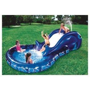 jeux gonflable piscine. Black Bedroom Furniture Sets. Home Design Ideas