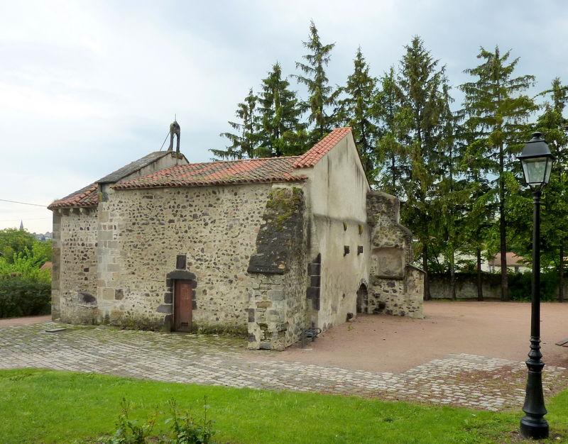 chapelle Saint-Don à Riom
