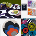 Colors selection / marimekko