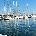 Le port de Hyéres